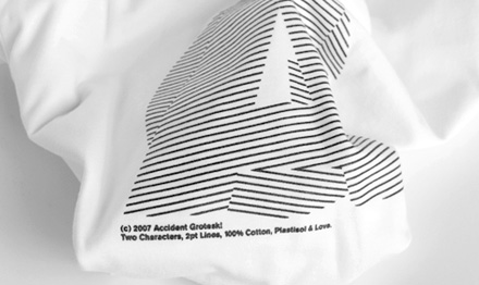 Bureau Alex Klug - Accident Grotesk T-Shirts