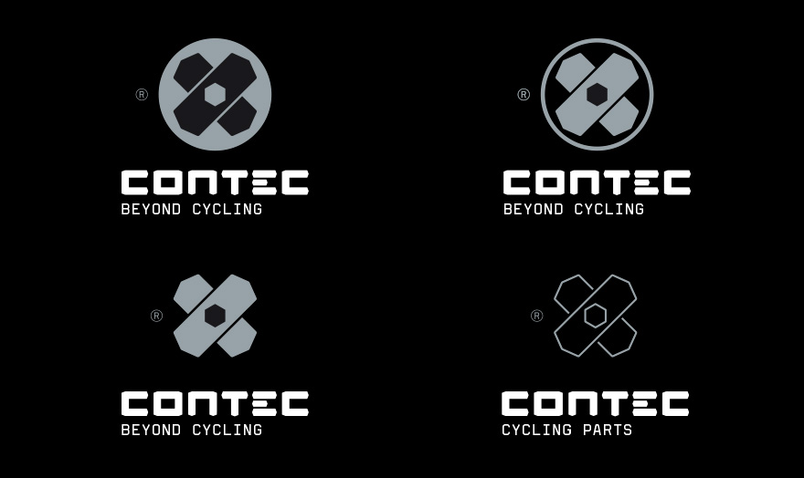 Corporate Design Contec Bike Parts
