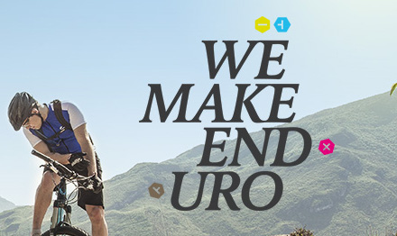 Bureau Alex Klug - wemakeenduro Corporate Design
