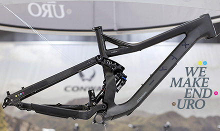 Bureau Alex Klug - We make Enduro Bike Design 2015